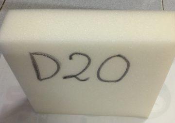 Mousse kháng cháy DC20