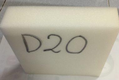 Mút xốp chống cháy D20CC