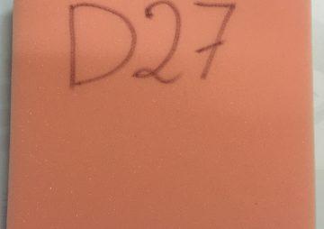 Mousse kháng cháy D27CC