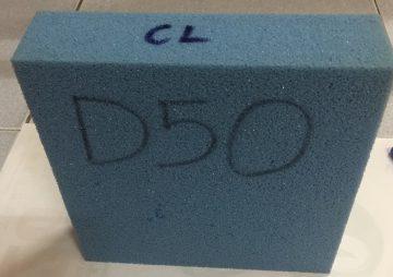 Mút xốp chống cháy D50MF